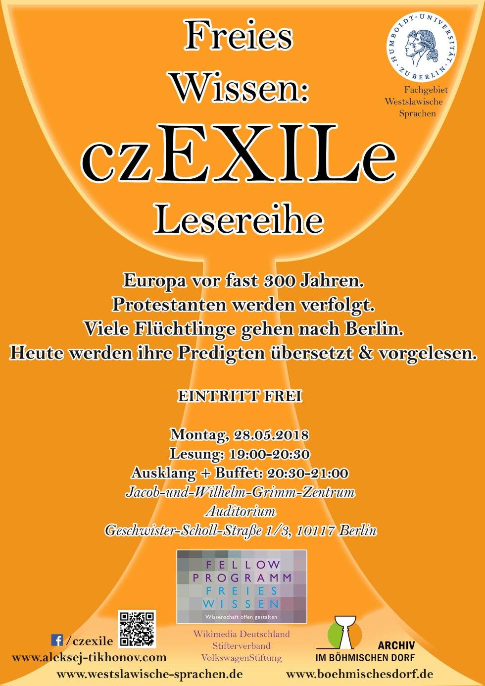 czEXILe_28.5._Plakat_A3